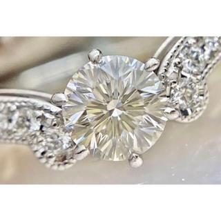 追加の画像です 194面ダイヤ インペリアル ダイヤモンドリング(リング(指輪))