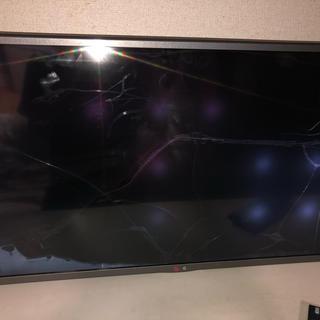 エルジーエレクトロニクス(LG Electronics)のLG32型 32LB5810 【ジャンク品】(テレビ)