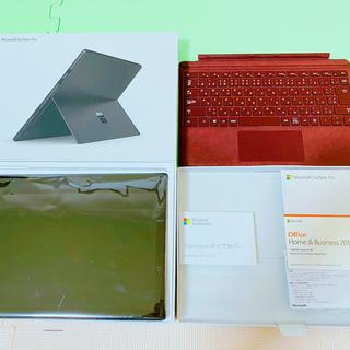 マイクロソフト(Microsoft)の【美品】Microsoft Surface Pro 6 256G office(ノートPC)