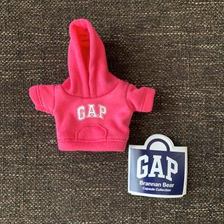 ギャップ(GAP)のGAP ガチャ GAP ブラナンベア パーカー ピンク(キャラクターグッズ)