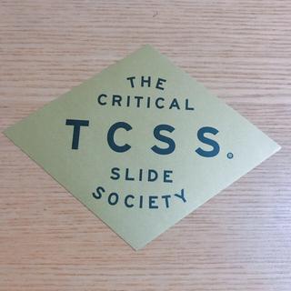 ロンハーマン(Ron Herman)のTCSS ステッカー 菱形 小 ゴールド(その他)