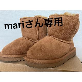 フタフタ(futafuta)のfutafuta ムートンブーツ(ブーツ)