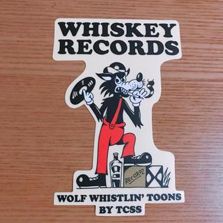 ロンハーマン(Ron Herman)のTCSS ステッカー whiskey records(その他)