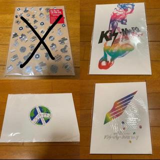 キスマイフットツー(Kis-My-Ft2)のキスマイパンフレット 新品(アイドルグッズ)