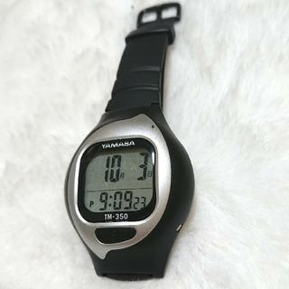 ヤマサ(YAMASA)のYAMASA 腕時計 NEWとけい万歩 TM-350(腕時計(デジタル))