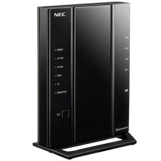 エヌイーシー(NEC)の【NEC】 PA−WG2600HS(PC周辺機器)