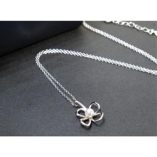 タサキ(TASAKI)の田崎真珠 シルバー ネックレス TASAKI(ネックレス)