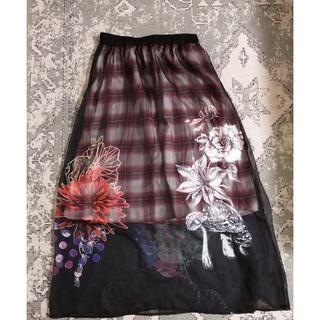 スカラー(ScoLar)のiS  Scolor  イズスカラー スカート(ロングスカート)