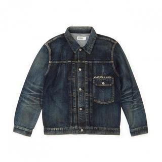 フラグメント(FRAGMENT)のfragment × sequel dameged denim jacket (Gジャン/デニムジャケット)