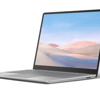 マイクロソフト(Microsoft)のマイクロソフト Surface Laptop Go 1ZO-00020 (ノートPC)