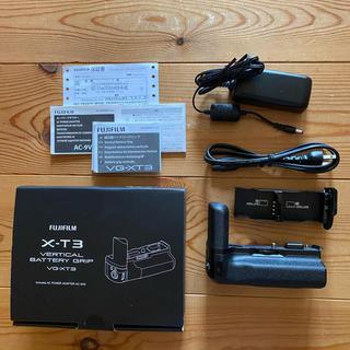 フジフイルム(富士フイルム)のFujifilm VG-XT3 Vertical Battery Grip(その他)