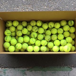 中古テニスボール100球  R5