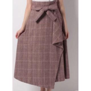シェリーモナ(Cherie Mona)の新品 シェリーモナ  チェック スカート(ロングスカート)