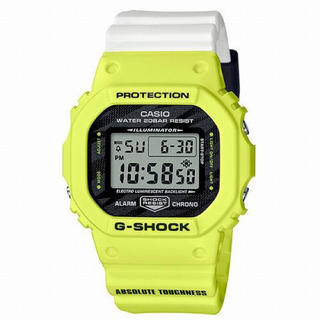 ジーショック(G-SHOCK)の新品◇CASIO G-SHOCK DW-5600TGA-9JF(腕時計(デジタル))