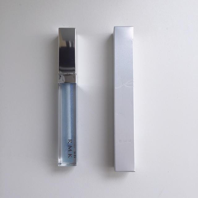 RMK(アールエムケー)の新品未使用 RMK リップジェリーグロス 03ベビーブルー コスメ/美容のベースメイク/化粧品(リップグロス)の商品写真