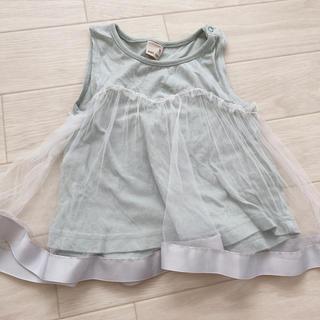 プティマイン(petit main)のプティマイン タンクトップ 80cm 新品未使用(Tシャツ)