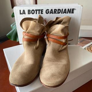 ユナイテッドアローズ(UNITED ARROWS)のLA BOTTE GARDIANE ショートブーツお値下げ‼️(ブーツ)