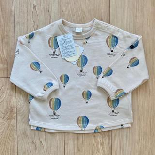 フタフタ(futafuta)の新品テータテート80気球Tシャツ(Tシャツ)