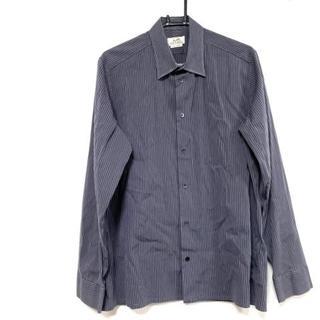 Hermes - エルメス 長袖シャツ サイズ42 M メンズ -