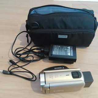 キヤノン(Canon)のivis hf r62 アキラ様専用(ビデオカメラ)