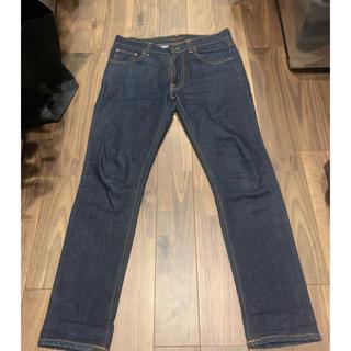 ヌーディジーンズ(Nudie Jeans)のヌーディジーンズ リーンディーン W31L30 Dry 16 Dips(デニム/ジーンズ)