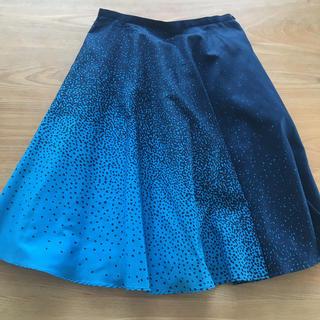 マリメッコ(marimekko)のmarimekko MIKA PIIRAINEN スカート 34(ひざ丈スカート)