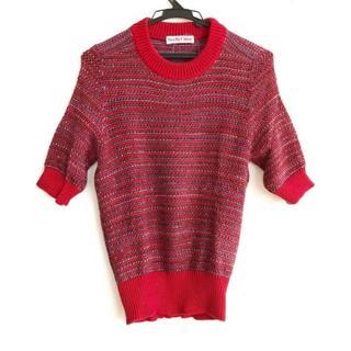 シーバイクロエ(SEE BY CHLOE)のシーバイクロエ 半袖セーター サイズ38 M(ニット/セーター)