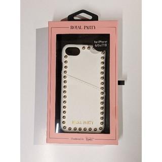 ロイヤルパーティー(ROYAL PARTY)のiPhoneケース ロイヤルパーティー iPhone678SE2(iPhoneケース)