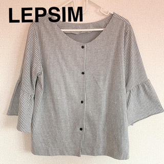 LEPSIM - 【状態美品】LEPSIMトップス M size