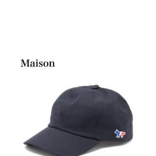 メゾンキツネ(MAISON KITSUNE')のMaisonkitsune キャップ(キャップ)