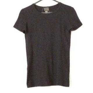 フェンディ(FENDI)のフェンディ 半袖Tシャツ サイズ42 M 黒(Tシャツ(半袖/袖なし))