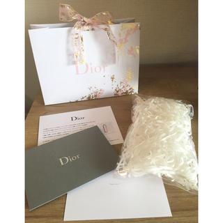 クリスチャンディオール(Christian Dior)のディオール 2020 最新 ラッピングセット ギフトバッグ スプリング 送料込♡(ショップ袋)
