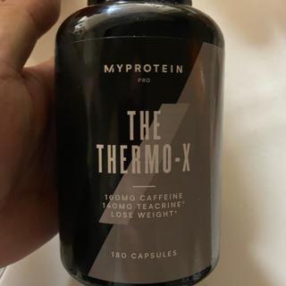 MYPROTEIN - マイプロテイン サーモX 180カプセル 新品 THERMO myprotein
