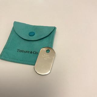 Tiffany & Co. - ティファニー コインエッジ ネックレス AB10