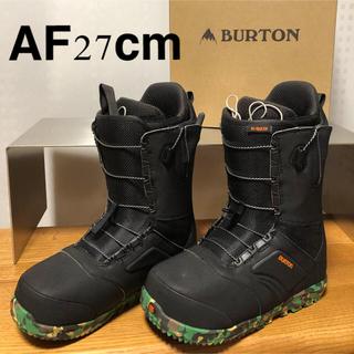 バートン(BURTON)のBurton ruler 27cm AF アジアンフィット バートン ルーラー(ブーツ)