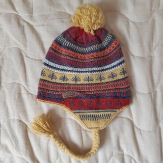 モンベル(mont bell)のるりねこ様専用 モンベル ニット帽(ニット帽/ビーニー)
