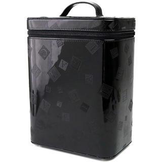 メイクボックス エナメル 大容量 縦型 高さ調整可能 コスメ 収納ボックス(メイクボックス)