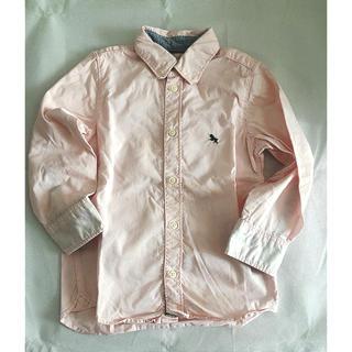 エイチアンドエム(H&M)のH&M⭐︎キッズ カラーシャツ 100(ブラウス)