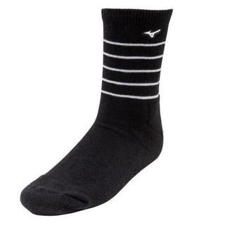 ミズノ(MIZUNO)の新品25~27cm ミズノ ブレスサーモ靴下 ソックス(ウエア)