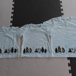 ニシマツヤ(西松屋)の美品☆ 動物 Tシャツ 80 (Tシャツ)