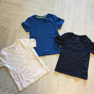TOMMY HILFIGER - Tシャツ 3枚セット 男の子 トミー H&M 110