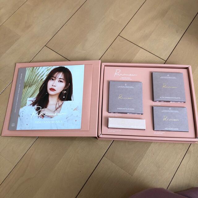 HKT48(エイチケーティーフォーティーエイト)の指原莉乃 プロデュース リリミュウ 限定コスメBOX ピンク コスメ/美容のベースメイク/化粧品(アイシャドウ)の商品写真
