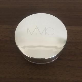 エムアイエムシー(MiMC)のMiMC ナチュラルホワイトニングミネラルパウダー サンスクリーン(フェイスパウダー)