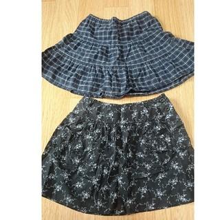 アニエスベー(agnes b.)のアニエスベー夏物スカート100センチくらい(スカート)
