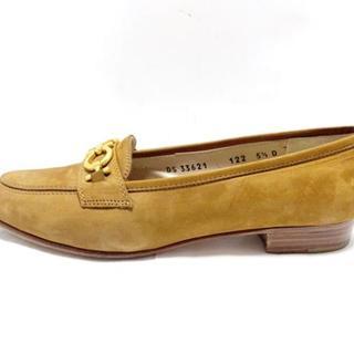 サルヴァトーレフェラガモ(Salvatore Ferragamo)のサルバトーレフェラガモ ローファー 5 1/2(ローファー/革靴)