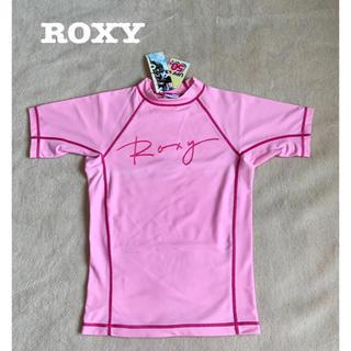 ロキシー(Roxy)の新品・未使用  ROXY ロキシー半袖ラッシュガード(サーフィン)