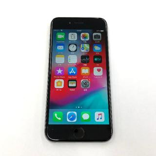 アップル(Apple)のsoftbank iPhone6 16GB グレイ(スマートフォン本体)