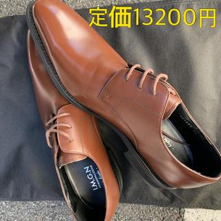 アオヤマ(青山)の洋服の青山  高級 ビジネスシューズ プレーントゥ(ドレス/ビジネス)