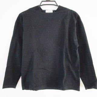 ハイク 長袖カットソー サイズ1 S - 黒