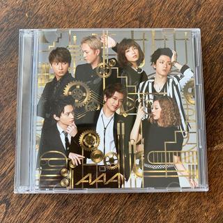 トリプルエー(AAA)のGOLD SYMPHONY(AAA 9thアルバム)(ポップス/ロック(邦楽))